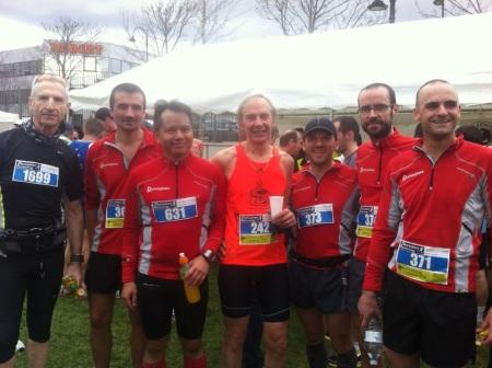 La runnosphère au semi-marathon de Rueil Malmaison