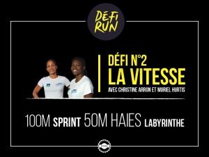 DEFI 2 La vitesse_DEFIRUN