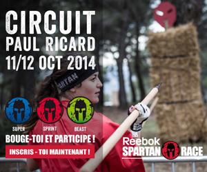 Spartan Race France 2014 - Marseille