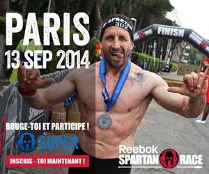 Spartan Race France 2014 - Paris
