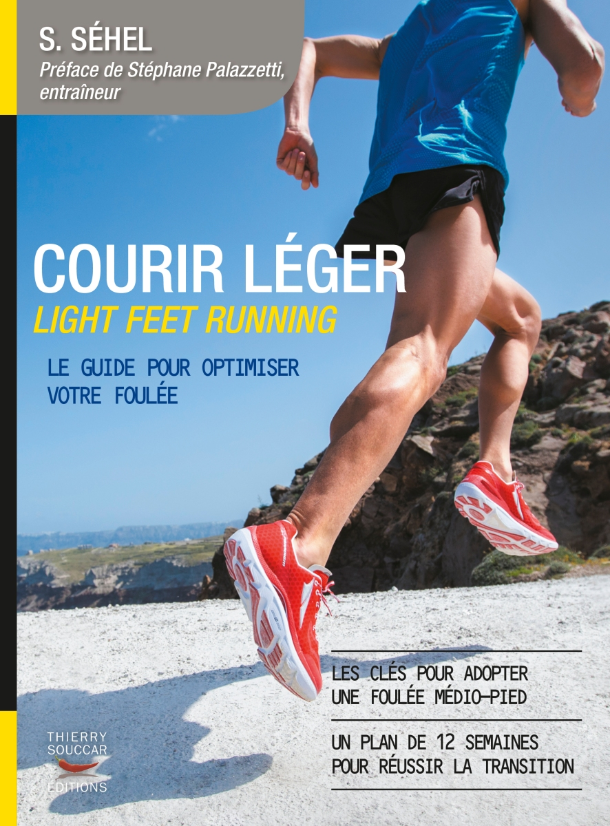 Courir léger light feet running