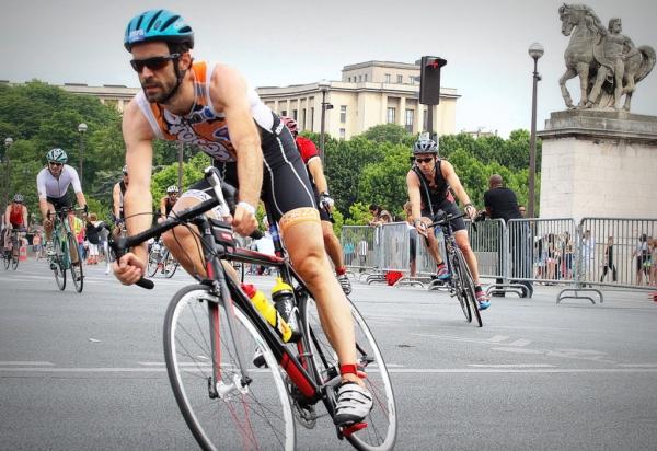 Vélo Triathlon de Paris 2015