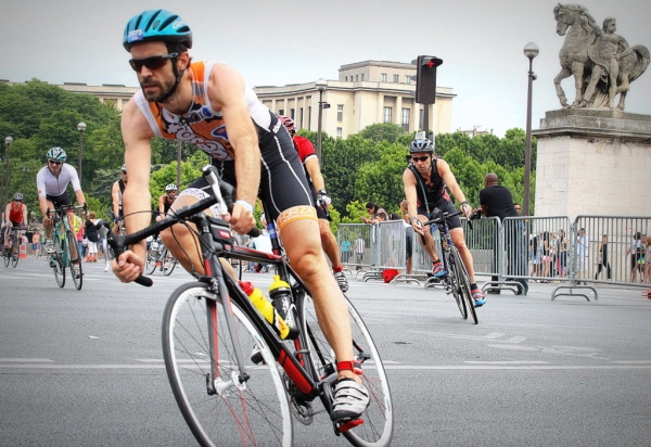 Vélo Triathlon de Paris 2015