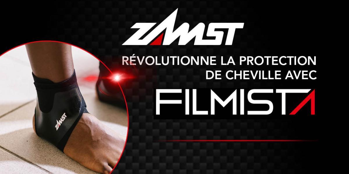 Filmista, la chevillère révolutionnaire de Zamst
