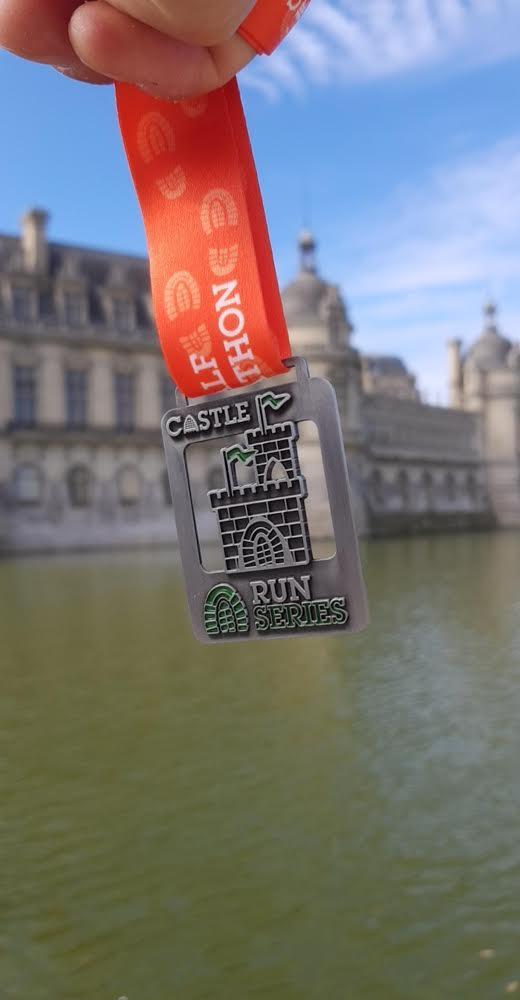 Semi-marathon du château de Chantilly 2018
